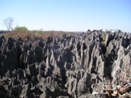 Descente de la Tsiribihina et Tsingy
